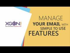 Managing Emails Has Now Become Easy With Powerful Features. Watch How