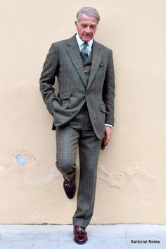 dressed Mature men well