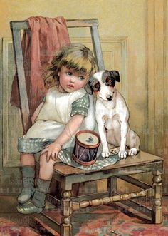 Lizzie Lawson Mack 1858-1905 ~ Under The Mistletoe