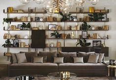 Libreria di Gallotti&Radice | lartdevivre - arredamento online