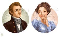 Emma and Knightley Jane-Austen-jane-austen-32852341-1132-705.jpg 1132×705 pixels