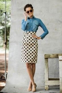 Move over Antropologie, Shabby Apple might be my new favorite for fun skirts!