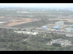 Landing at Hyderabad Airport - http://indiamegatravel.com/landing-at-hyderabad-airport/