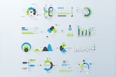 Check out Business infographics by vasabii on Creative Market