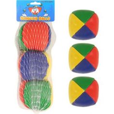 Set OF 3 Circus-Clown-Coloured-Juggling-Balls-Learn-to-Juggle-Toy-Game Power Rangers Figures, Cheap Toys, Circus Clown, Mystery Minis, Toys Online, Learning Toys, Party Bags, New Toys