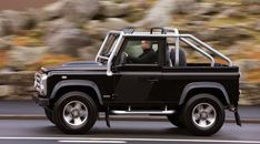 Land Rover Defender SVX 90 soft-top (2008) review by CAR Magazine
