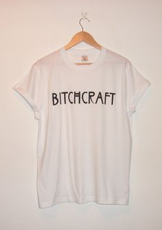 American Horror Story  Coven Inspired 'Bitchcraft' by iliketees, £10.00