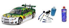 Redcat Racing Lightning STR 1/10 Scale Nitro On Road Car