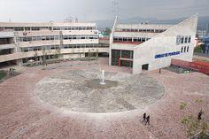Nuevas instalaciones de la Unidad de Posgrado de la UNAM, Curso-Taller Interanual de Tutorías 2013 para Coordinadores del PIT-UNAM, 27 de mayo de 2013.
