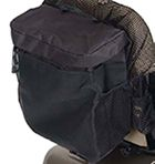 "Pack 'N Go Backpack fits on Golden Technologies Scooters. Dimensions: 12"" width x 16"" height x 8"" deep. $62.40"