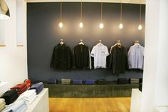 Fred Perry store by BuckleyGrayYeoman, Munich store design