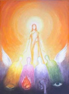 Balance & Harmony of the Spirit & the Elements - artist?
