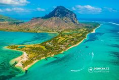 Mauritius Vacation with Air from Indus Travels - Calodyne, Mauritius: ✈ Mauritius Trip with Air from Indus Travels. Price per Person Based on Double Occupancy (Buy 1 Groupon/Person). Travel Destinations, Travel Tips, Travel Ideas, Travel Dating, Tree Forest, I Want To Travel, White Sand Beach, Beautiful Islands, Day Trip