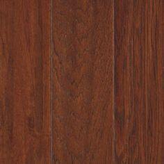 Level 2 Option - Breslin Soft Scrape T and G Hardwood, Autumn Hickory Hardwood Flooring | Mohawk Flooring