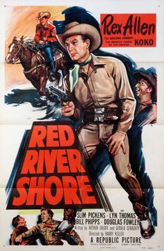 1953 Red RIver Shore