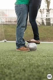 Image result for wedding photoshoot soccer
