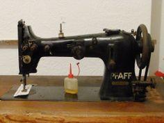 Nähmaschinen Nähfuß Original für Pfaff Industrie Nähmaschine 138-134 Zickzack