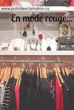 Du beau #mode à la #boutiquepointdexclamation à #quebec www.pointdexclamation.ca