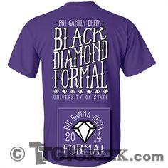 TGI Greek - Phi Gamma Delta - Comfort Colors - Formal - Greek T-shirts #TGIGreek #FIJI