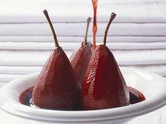 Birnen in Rotwein ist ein Rezept mit frischen Zutaten aus der Kategorie Kernobst. Probieren Sie dieses und weitere Rezepte von EAT SMARTER!
