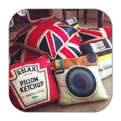 1000 Images About Cool Pillows On Pinterest Pillows