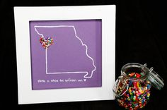 Home is Where the Sprinkles Are...a cute going away present