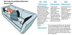 Gehirn-Booster und mehr: So wirkt ein Nickerchen auf deinen Körper