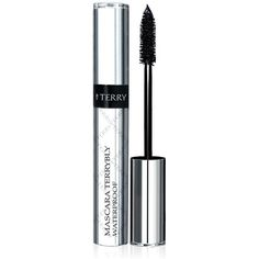 By Terry Mascara Terrybly Waterproof/1.3 oz. ($48) ❤ liked on Polyvore featuring beauty products, makeup, eye makeup, mascara, apparel & accessories, no color and by terry