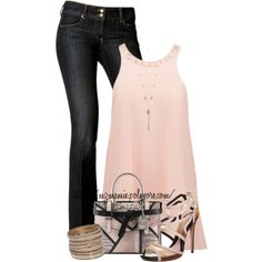 """Untitled #1234"" by mzmamie on Polyvore"