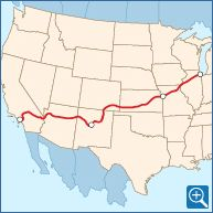 FlyerTalk Forums View Single Post My Weekend Jaunt To - Us map of amtrak routes