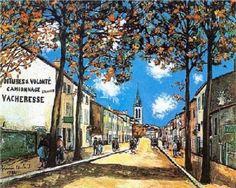 Maurice Utrillo
