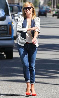 El 'street style' de Reese Witherspoon