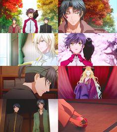 hakkenden eight dogs of the east season 2 Anime Nerd, Manga Anime, Hakkenden, Gold Eyes, Nerd Stuff, Season 2, Animation, Cosplay, Dogs