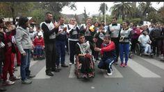 Ni el frío paró la solidaridad de más de 15.000 personas en el Maratón de Hirpace | Hirpace