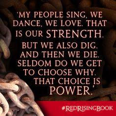 Red Rising // Pierce Brown // Darrow // #redrisingbook