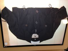 Lovely cropped Burberry trench jacket that was a steal of eBay!
