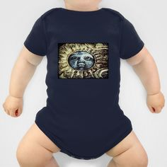 Sun face Onesie by LoRo  Art & Pictures - $20.00