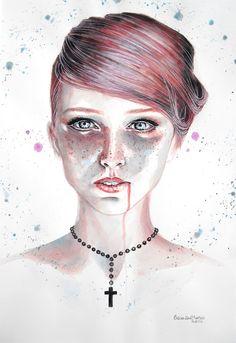 The Confession by Erica Dal Maso.