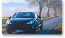 Alpine-Demo Arabası