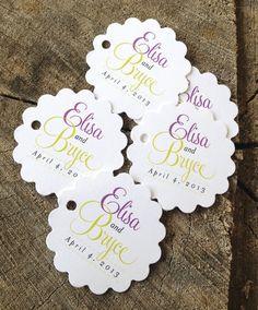 wedding gift tagswedding