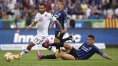 18.09.2014 Club Brugge-Torino 0-0