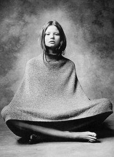 I love ribbed knits