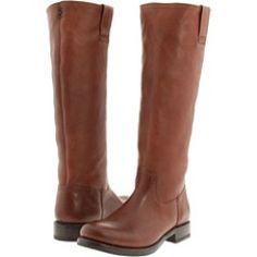 Frye - Jenna Inside Zip (Redwood) - Footwear, $358.00   www.findbuy.co/brand/frye