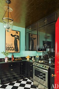 10 Beautiful and Unusual Kitchens — Architectural Digest
