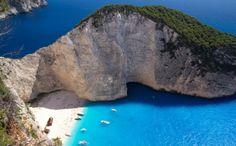 L'île grecque de Zakynthos