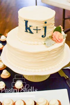 Pastry Shells: Whimsical and Initials