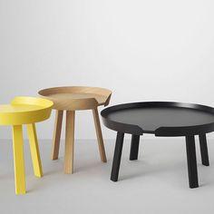 Muuto Around coffee table Small - Femkeido Shop