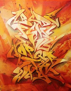 Graffiti Alphabet : Amazing Graffiti Alphabet Letter A Z 2016 Graffiti Alphabet…