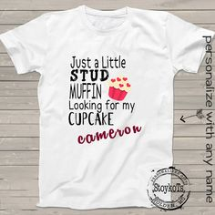 Valentines Day shirts for boys personalized tshirt by StoykoTs