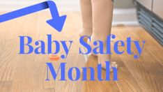 September is Baby Safety Month. Check out these tips that Lexi has put together to keep your home safe for baby. Home Safes, Baby Safety, September, Cover, Tips, Check, Child Safety, Counseling